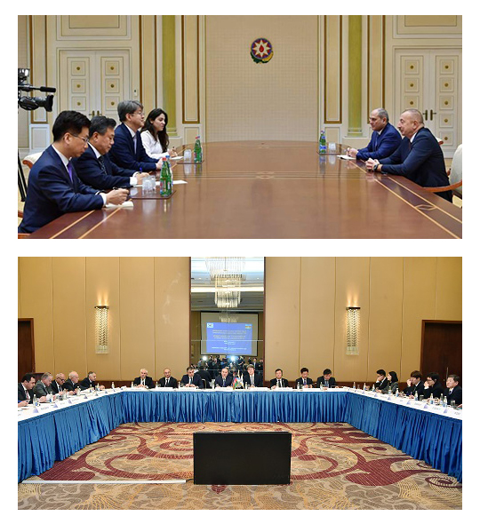 Report on the 'Azerbaijan ODA Project' Completion Conference