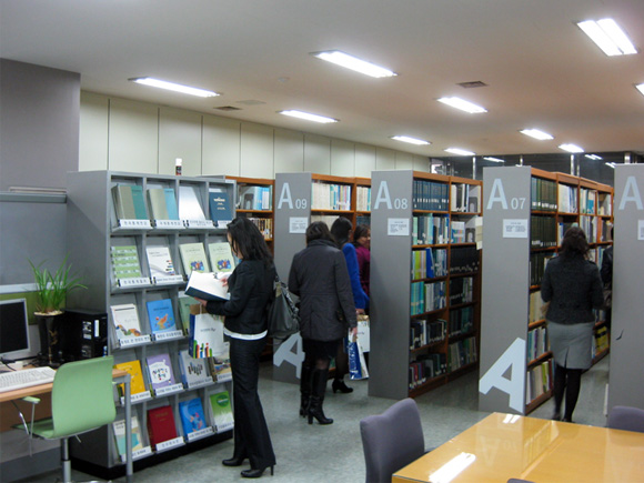 Visit to Gyeongin RSO Library