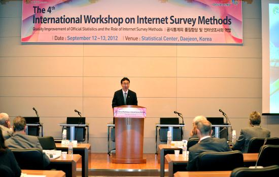 The 4<sup>th</sup> International Workshop on Internet Survey Methods