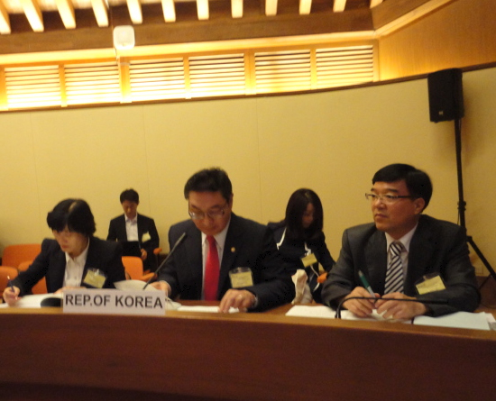 Commissioner Ki-Jong Woo Elected as Vice-Chair of UNESCAP Committee on Statistics